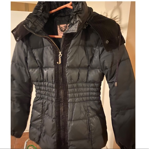 Juicy Couture Jackets & Blazers - Women's Juicy Couture puffer jacket